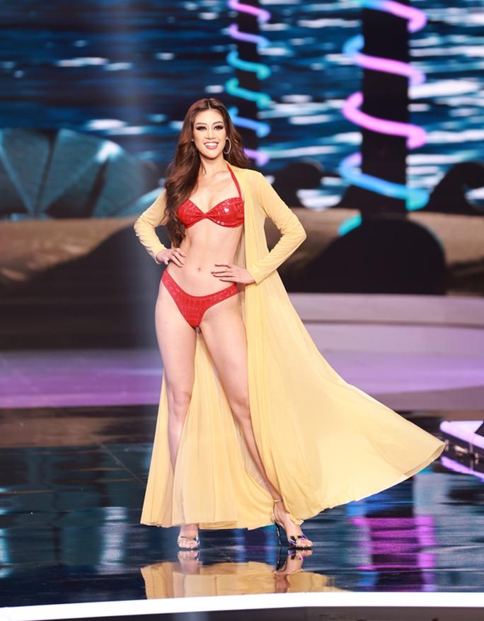 Khánh Vân vào Top 20 Hoa hậu của các hoa hậu - Ảnh 4.