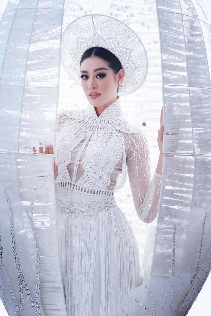 Khánh Vân vào Top 20 Hoa hậu của các hoa hậu - Ảnh 5.