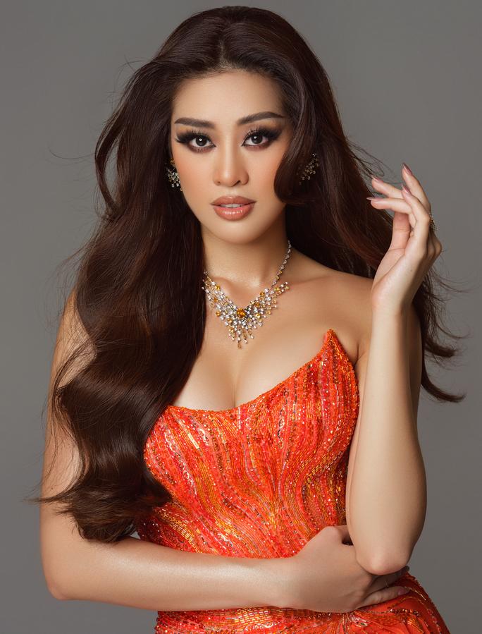 Khánh Vân vào Top 20 Hoa hậu của các hoa hậu - Ảnh 1.