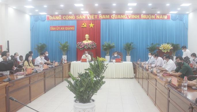 An Giang khẩn trương bảo vệ vùng xanh sau chỉ đạo của Thủ tướng Chính phủ - Ảnh 1.