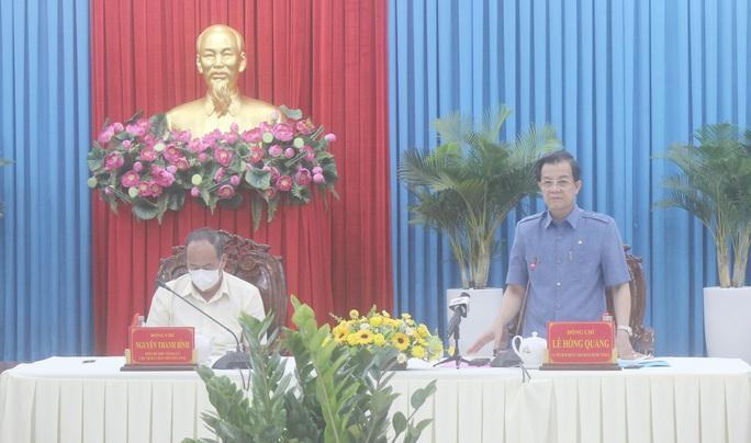 An Giang khẩn trương bảo vệ vùng xanh sau chỉ đạo của Thủ tướng Chính phủ - Ảnh 3.