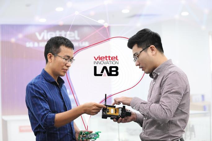 Tốc độ 5G kỷ lục được thiết lập trên mạng Viettel - Ảnh 1.