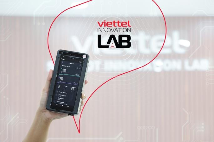 Tốc độ 5G kỷ lục được thiết lập trên mạng Viettel - Ảnh 2.