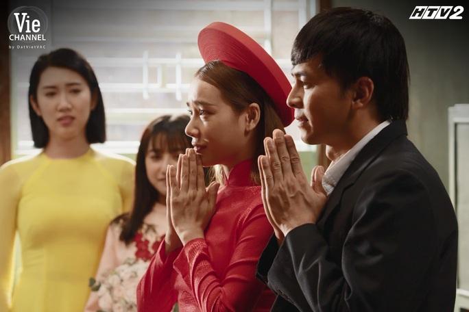 """""""Cây táo nở hoa"""" tập cuối: Ngọc - Ngà - Châu - Báu trở nên giàu có - Ảnh 3."""