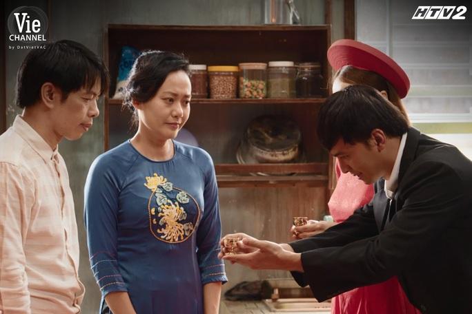 """""""Cây táo nở hoa"""" tập cuối: Ngọc - Ngà - Châu - Báu trở nên giàu có - Ảnh 4."""