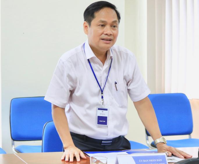 [EDIT] Ông Nguyễn Văn Hồng, Phó Chủ tịch UBND TP Cần Thơ