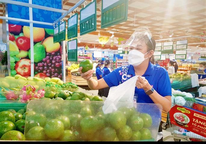 Siêu thị bán rau củ, trái cây... quá rẻ! - Ảnh 1.
