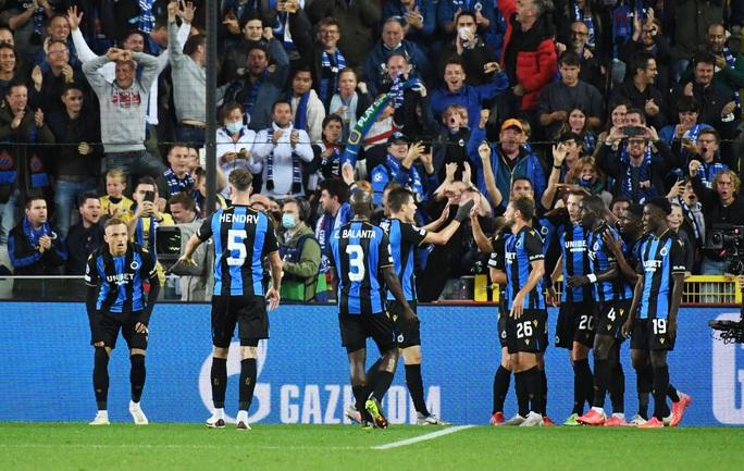 Messi và tam tấu PSG nhạt nhòa, Club Brugge chia điểm đại gia - Ảnh 7.