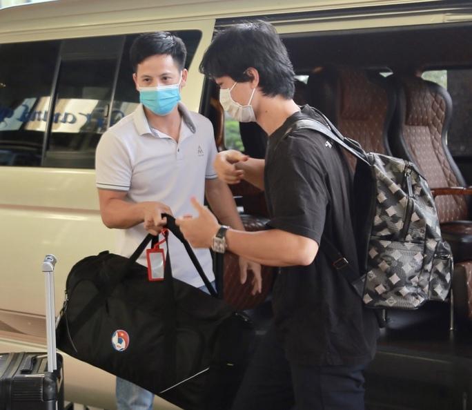 Công Phượng hội quân cùng đội tuyển Việt Nam chờ đấu tuyển Trung Quốc - Ảnh 1.