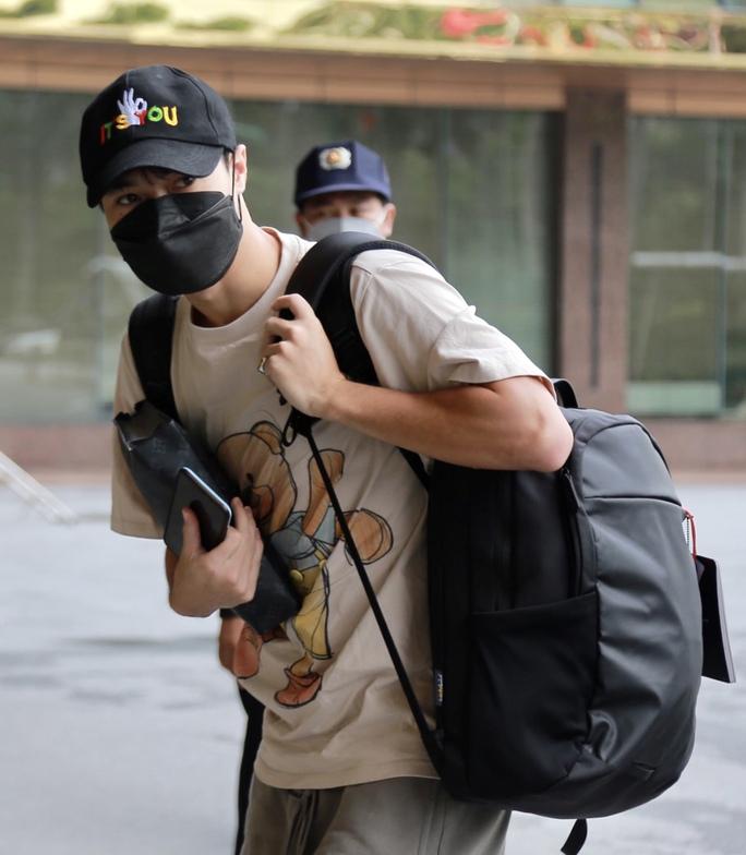 Công Phượng hội quân cùng đội tuyển Việt Nam chờ đấu tuyển Trung Quốc - Ảnh 7.