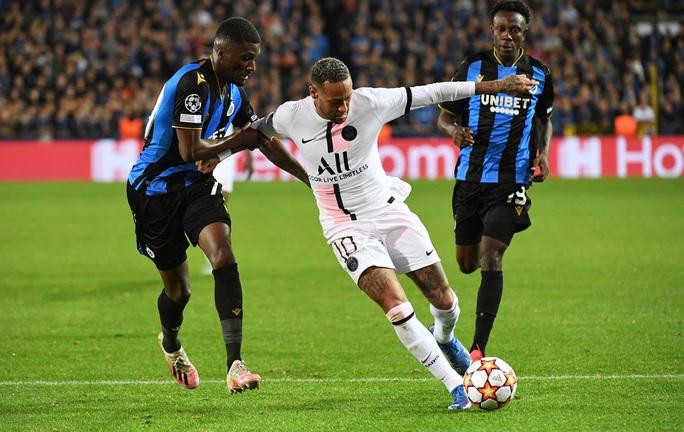 Messi và tam tấu PSG nhạt nhòa, Club Brugge chia điểm đại gia - Ảnh 6.