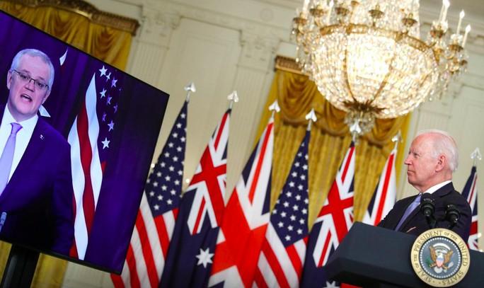 Giúp Úc phát triển tàu ngầm hạt nhân, Mỹ phá lệ không có lần sau - Ảnh 1.