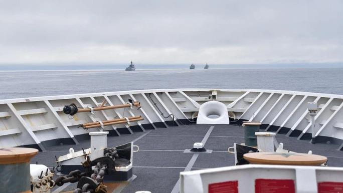 Bị Trung Quốc thách thức, hải quân Mỹ nhanh chóng phản pháo - Ảnh 1.