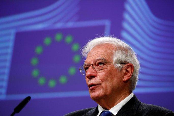 EU chớp nhoáng công bố chiến lược mới ở Ấn Độ - Thái Bình Dương - Ảnh 1.