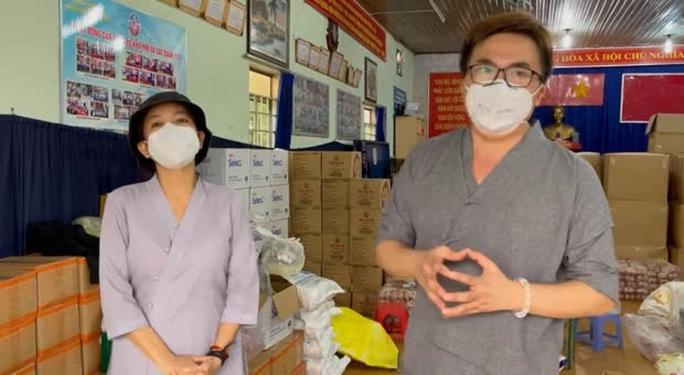 Thủy Tiên và nhiều sao Việt tuyên bố dừng làm từ thiện - Ảnh 3.