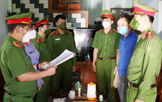 Bắt Giám đốc Công ty Gold Game lừa đảo chiếm đoạt tài sản ở Quảng Bình - Ảnh 2.