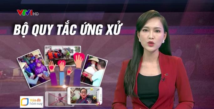 VTV gọi tên sao Việt trong phóng sự Nghệ sĩ và văn hóa ứng xử - Ảnh 2.