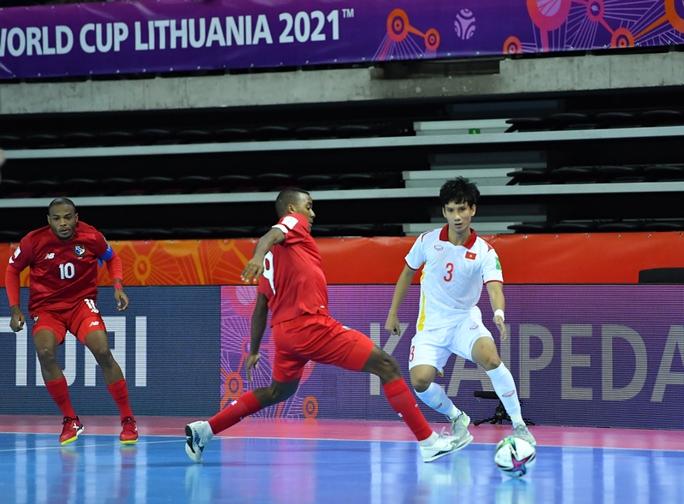 Tuyển futsal Việt Nam đánh bại Panama với tỉ số 3-2 - Ảnh 4.