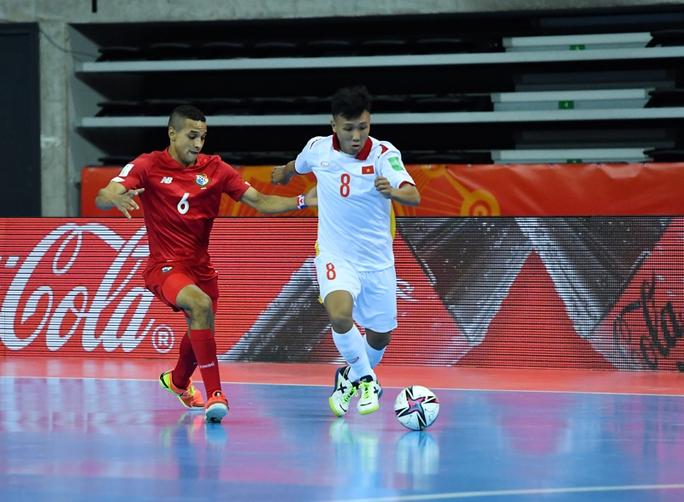 Tuyển futsal Việt Nam đánh bại Panama với tỉ số 3-2 - Ảnh 3.