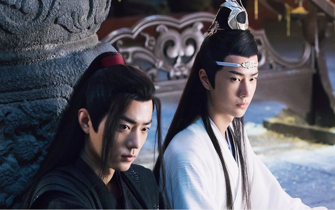 Trung Quốc cấm dòng phim truyền hình đam mỹ - Ảnh 1.