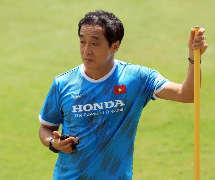 Tiền vệ Đức Huy: Phải có kết quả tốt trong 2 trận đấu tới, nhất là trận với đội Trung Quốc - Ảnh 13.