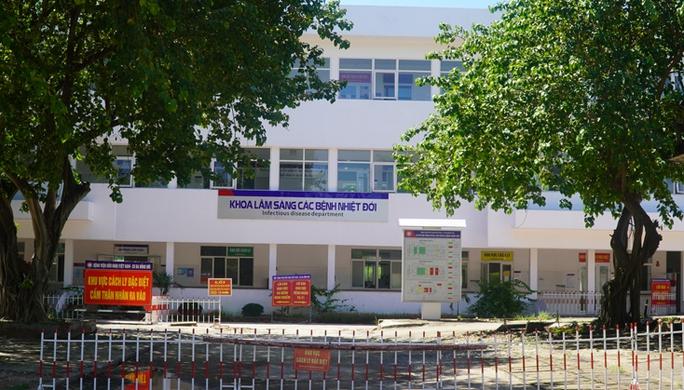 Quảng Bình: Thêm 1 bệnh nhân Covid-19 tử vong - Ảnh 1.