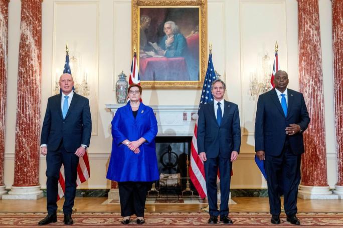 Chủ tịch Trung Quốc lên tiếng về liên minh Mỹ - Anh - Úc - Ảnh 1.