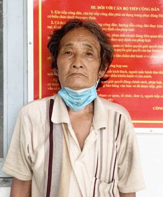 Công an An Giang bắt được đối tượng 22 năm trốn khỏi nơi giam giữ ở Đắk Nông - Ảnh 1.