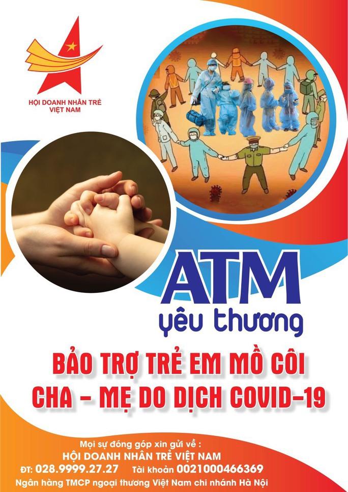 Doanh nhân trẻ nhận bảo trợ trẻ mồ côi do dịch Covid-19 - Ảnh 1.