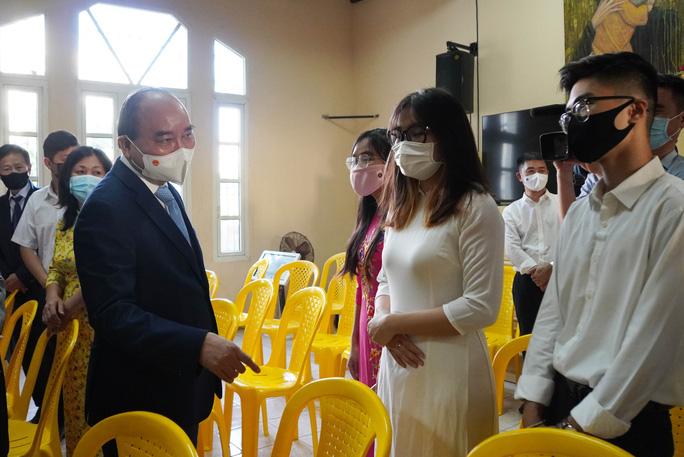 Chủ tịch nước: Sẽ bàn với Cuba về cung cấp, chuyển giao công nghệ vắc-xin ngừa Covid-19 - Ảnh 1.