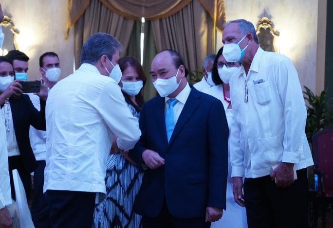 Chủ tịch nước: Việt Nam sẵn sàng đóng góp vào sự phát triển của Cuba - Ảnh 6.