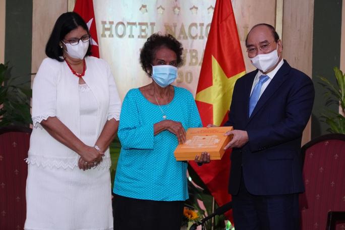 Chủ tịch nước: Việt Nam sẵn sàng đóng góp vào sự phát triển của Cuba - Ảnh 4.