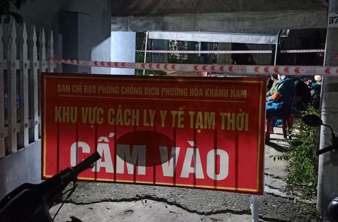 Một nữ công nhân làm việc tại KCN Hòa Khánh - Đà Nẵng nhiễm SARS-CoV-2 - Ảnh 2.