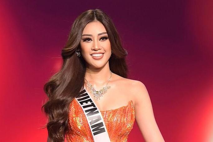 Hoa Hậu Khánh Vân không lọt top 8 Miss Grand Slam - Ảnh 1.