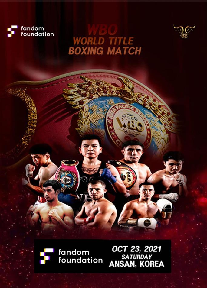Nguyễn Thị Thu Nhi háo hức so găng tranh đai vô địch thế giới WBO - Ảnh 5.