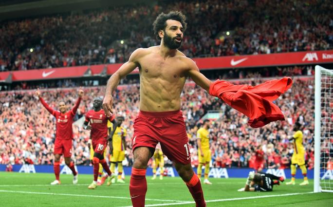 Cuồng phong đỏ Liverpool cuốn phăng Crystal Palace, chiếm ngôi đầu Ngoại hạng - Ảnh 5.