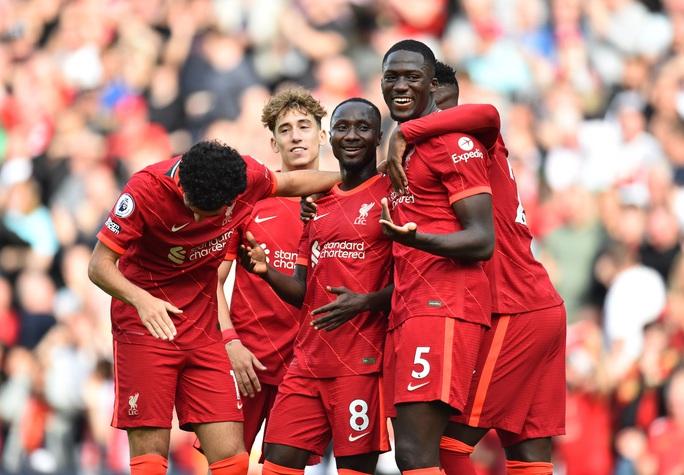 Cuồng phong đỏ Liverpool cuốn phăng Crystal Palace, chiếm ngôi đầu Ngoại hạng - Ảnh 6.