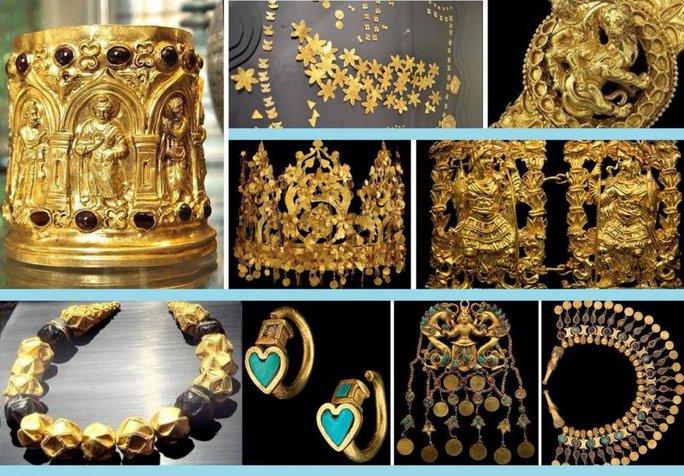Taliban truy tìm kho báu hàng ngàn miếng vàng của dân du mục - Ảnh 2.