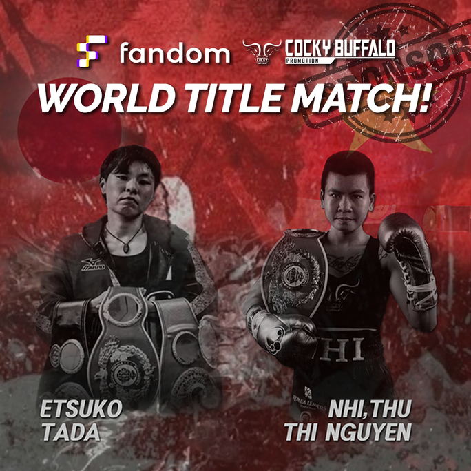 Nguyễn Thị Thu Nhi háo hức so găng tranh đai vô địch thế giới WBO - Ảnh 2.