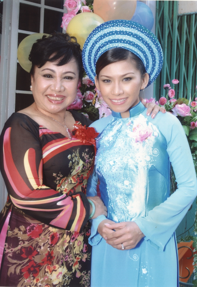 Nghệ sĩ Bình Tinh thực hiện di nguyện của mẹ - cố soạn giả Bạch Mai - Ảnh 2.