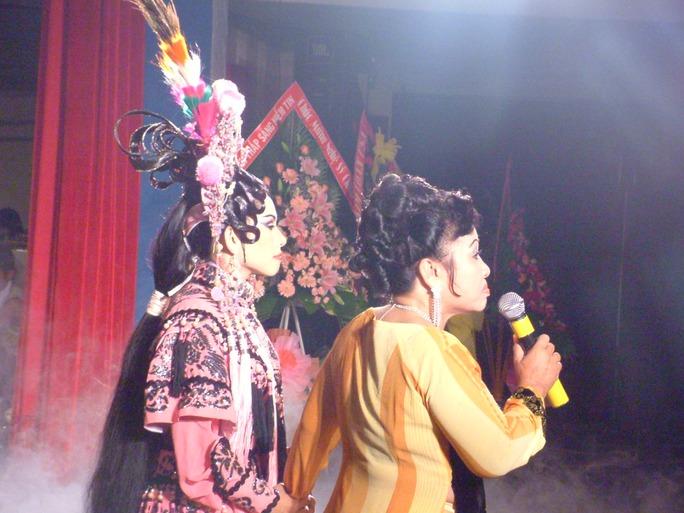 Nghệ sĩ Bình Tinh thực hiện di nguyện của mẹ - cố soạn giả Bạch Mai - Ảnh 1.
