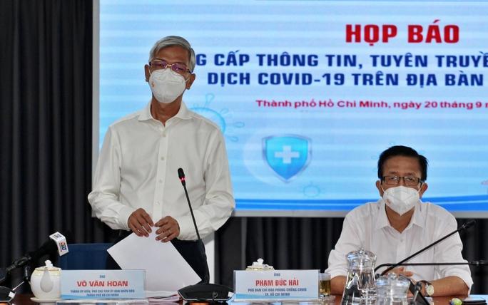 TP HCM: Hơn 7,3 triệu người nhận gói hỗ trợ thứ 3 - Ảnh 1.