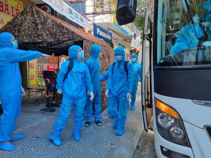 Nam nhân viên tại KCN An Đồn - Đà Nẵng nhiễm SARS-CoV-2, hàng chục người phải cách ly - Ảnh 1.