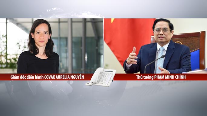 Thủ tướng đề nghị COVAX phân bổ nhanh số lượng vắc-xin đã cam kết cho Việt Nam - Ảnh 3.
