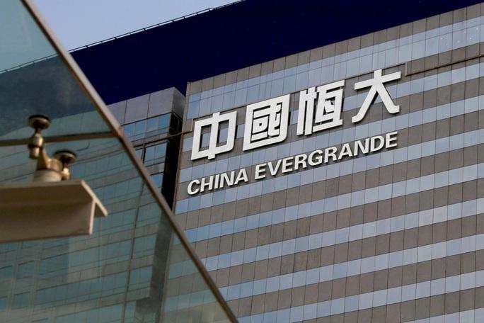 Tập đoàn bất động sản hàng đầu Trung Quốc thành bom nợ - Ảnh 1.