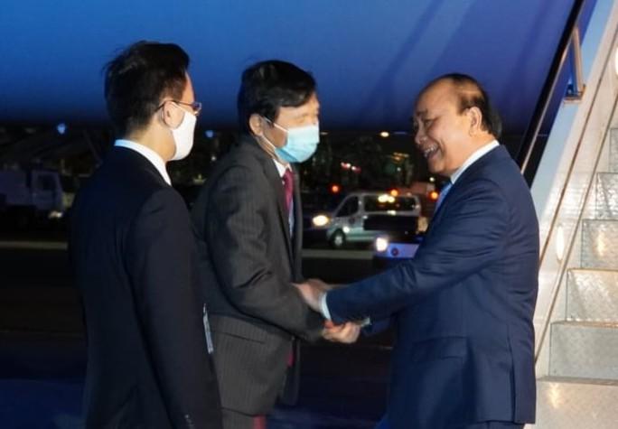 Chủ tịch nước Nguyễn Xuân Phúc đến New York, Mỹ - Ảnh 2.