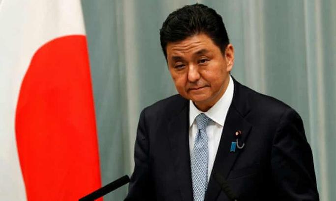 Bộ trưởng Quốc phòng Nhật Bản kêu gọi châu Âu ngăn Trung Quốc - Ảnh 1.