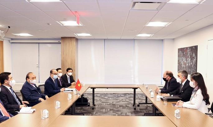 T&T Group ký các hợp đồng trên 3 tỉ đô trong chuyến công tác Mỹ của Chủ tịch nước - Ảnh 2.