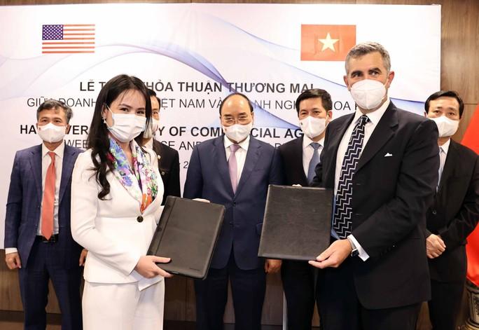 T&T Group ký các hợp đồng trên 3 tỉ đô trong chuyến công tác Mỹ của Chủ tịch nước - Ảnh 3.