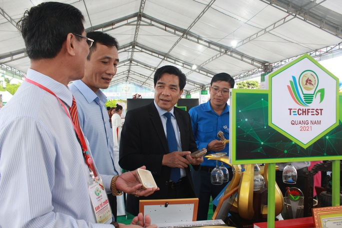 Quảng Nam mua sản phẩm OCOP làm quà tặng: Mũi tên trúng nhiều đích - Ảnh 3.